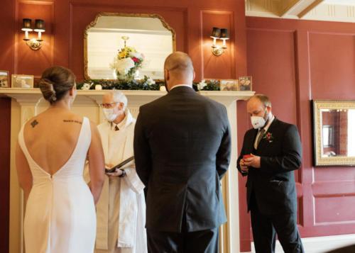 Katie + Chris Wedding